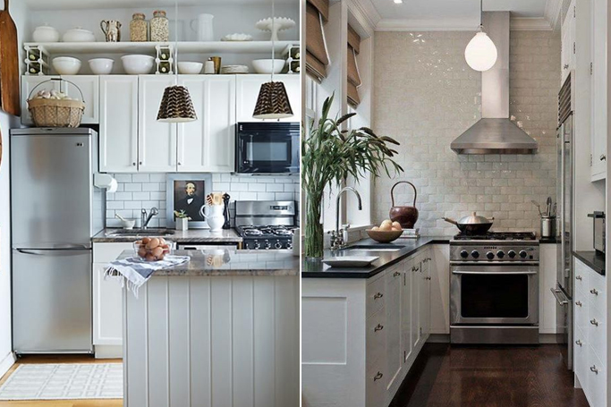 How to make your kitchen look bigger