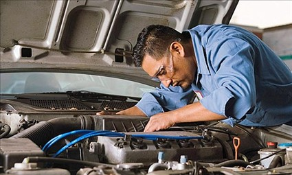 Hire car repair services with just a call